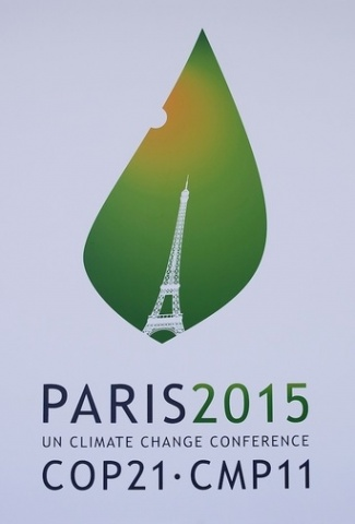 UN Climate Change Conference 2015 logo